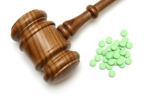 Drug company files suit against FDA