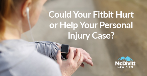 Can your Health Tracker impact your personal injury case
