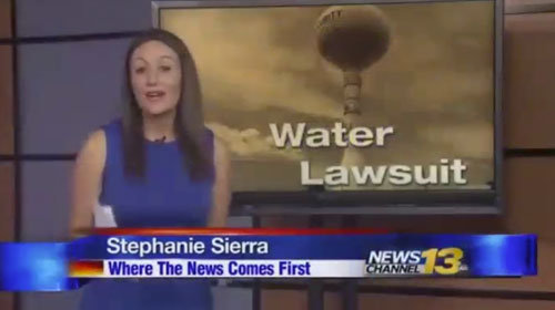 water lawsuit