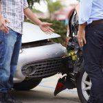 refusing to give insurance details after an accident