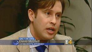 David McDivitt on the Dewberry Case