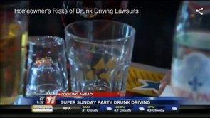 Homeowner Liability When Serving Alcohol