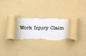 Work injury recent cases