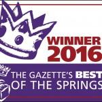 McDivitt wins 2016 Best of Springs