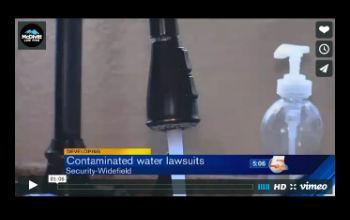 Contaminated Water- Security, Fountain & Widefield