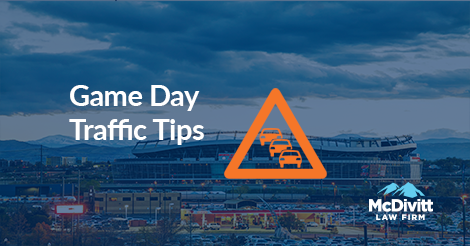 Tips for dealing with game day traffic