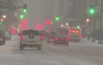 Could you be fined for not removing snow from your vehicle's roof?