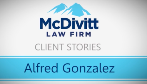 Law firm testimonial - Mr. Gonzalez
