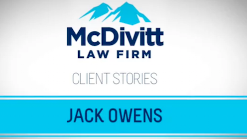 McDivitt Law Firm Testimonial/ Review