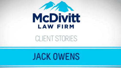McDivitt Law Firm Testimonial/ Review