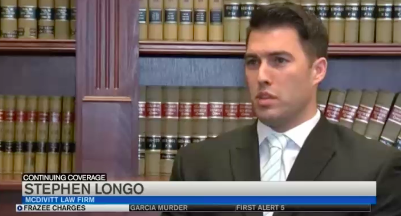 Longo discusses evidence