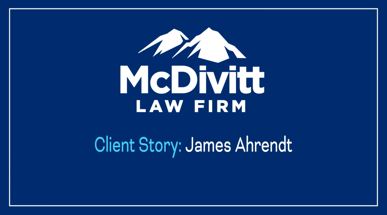 James Ahrendt Testimonial