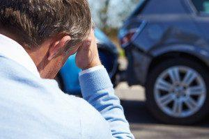 who is at fault in a rear end auto accident